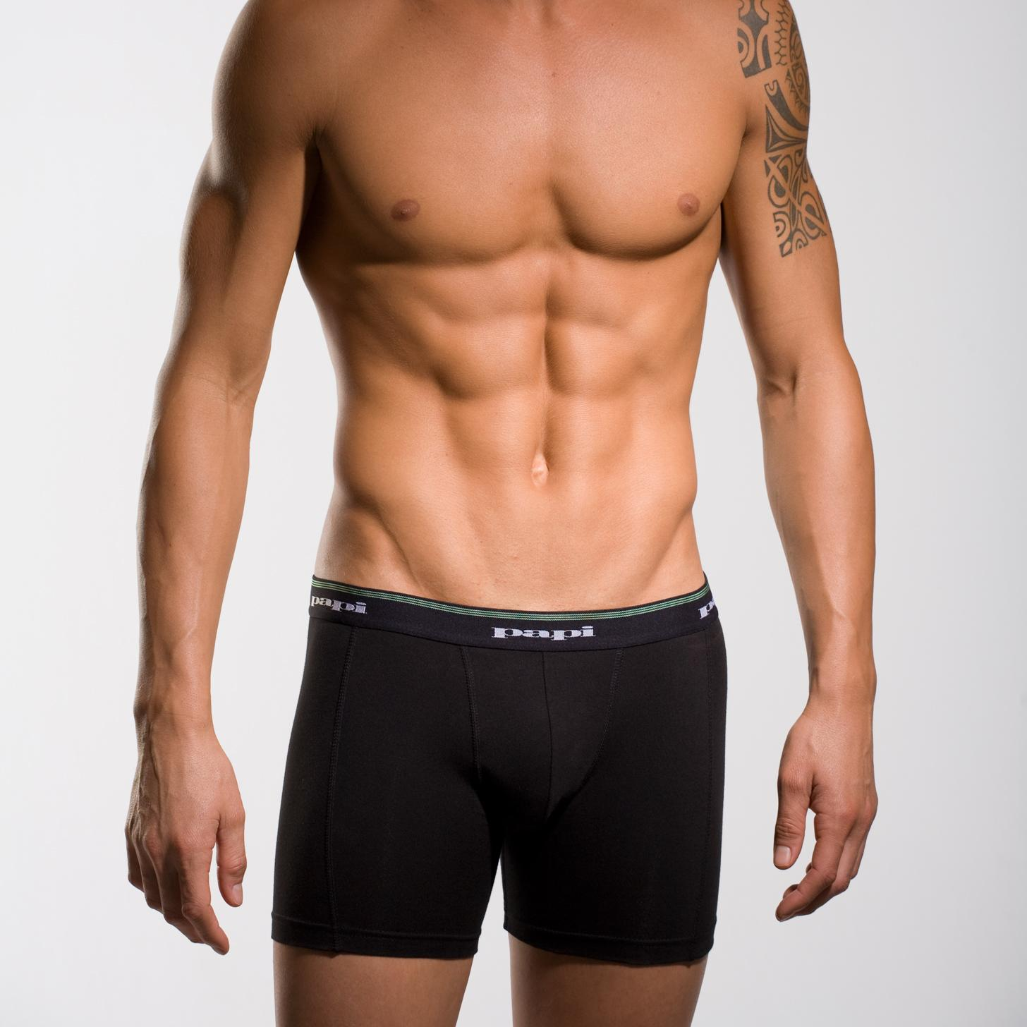 Calvin Klein is known for designing the best men's boxer briefs, offering superior quality, comfort and style. Showcase both your rough and sensual side with boxer briefs.
