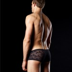 Good Devil Lace Boxer