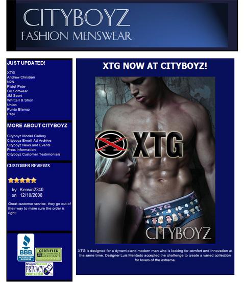 CityBoyz XTG