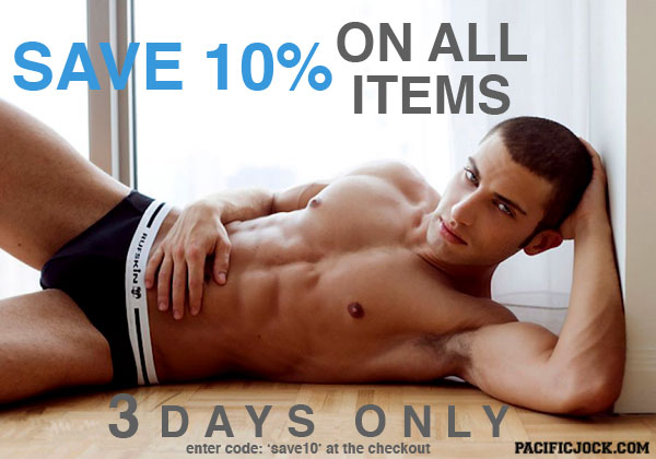 Pacific Jock Sale