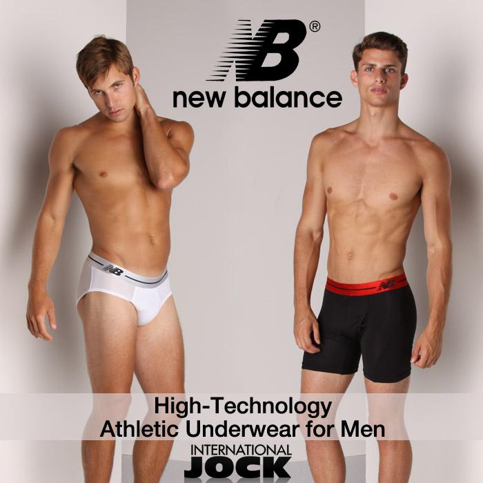 5bd0be7acc Trunks Swimwear at International Jock Underwear & Swimwear. New Balance  Underwear Collection Available Now at .