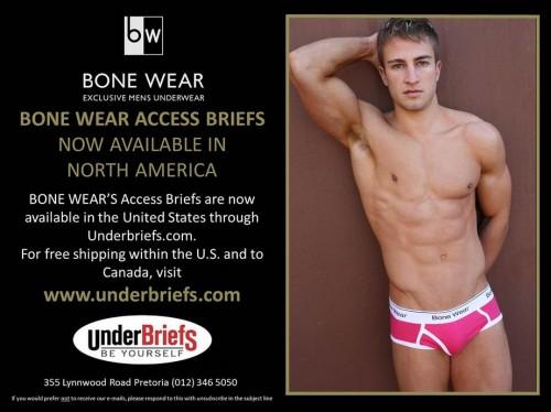 Bone Wear is now in the US