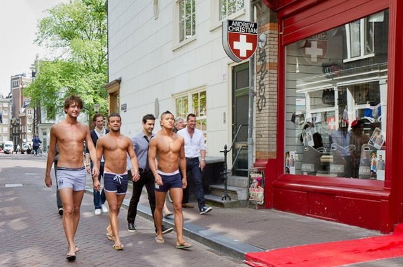 Amsterdam Gay Travel Guide For Holland's Capital City